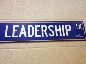 Leadership Lane via Wikimedia Commons