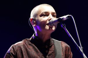 Sinead O'Connor By Pymouss (Own work) [CC BY-SA 3.0 (http://creativecommons.org/licenses/by-sa/3.0)], via Wikimedia Commons